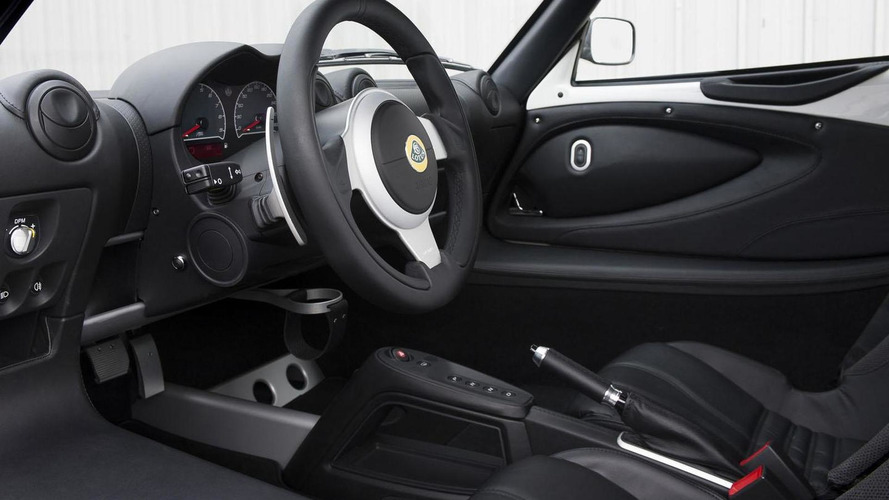 Lotus Exige S Automatic announced, goes on sale in January