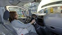 PSA Peugeot Citroen Compact Van Production