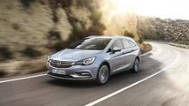 2016 Opel / Vauxhall Astra K