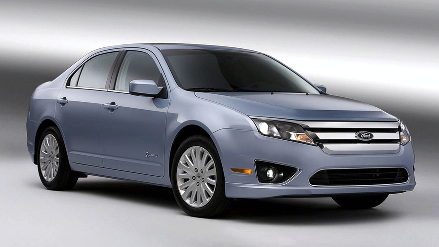 2010 Ford Fusion Hybrid, Mercury Milan Hybrid Qualify for $3400 Tax Break