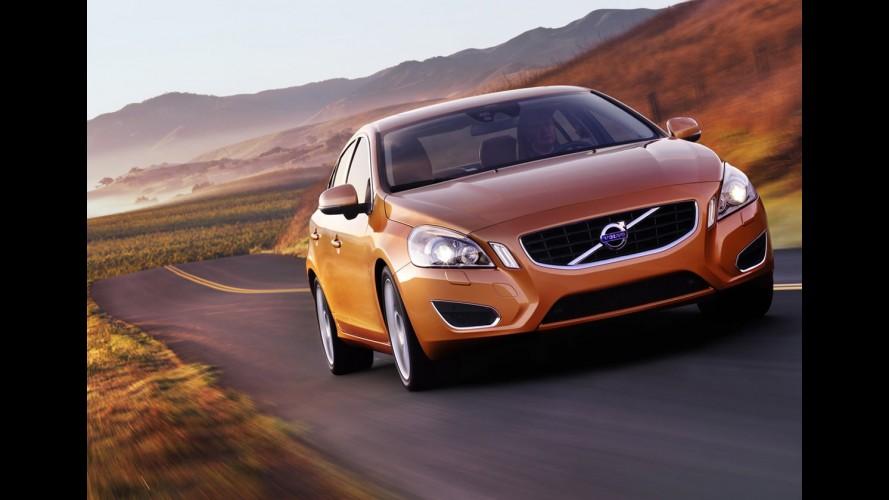 Novo Volvo S60 2011 - Confira galeria de fotos oficiais do novo sedan