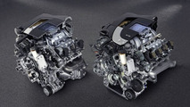 S 350 and S 500 engines