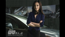 Miss car saleswomen 2008