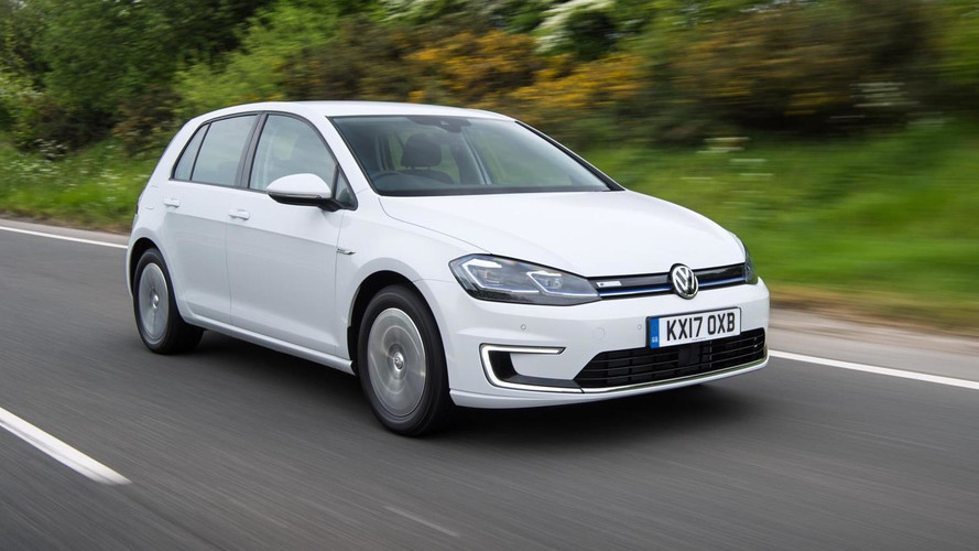 Range Improves By 50 Percent In Volkswagen e-Golf Update