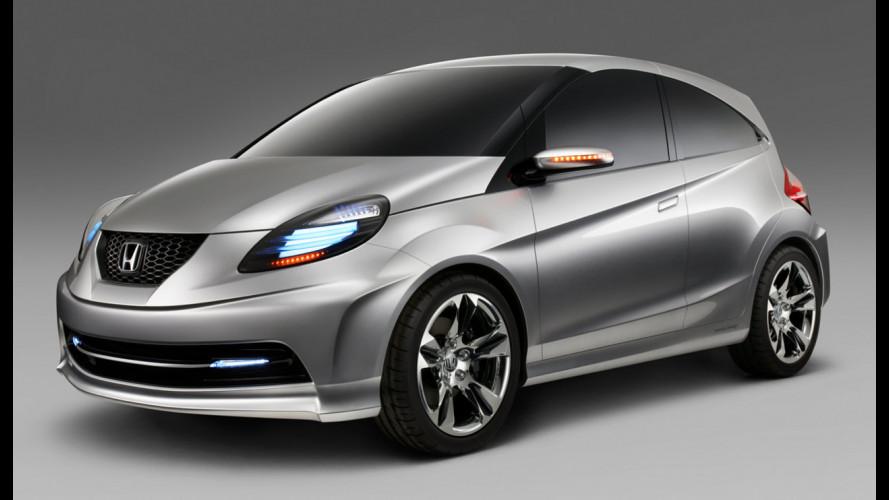 Honda New Small Concept a Nuova Delhi