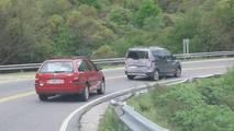 Flagra - Dacia Dokker (Renault Kangoo) na Argentina
