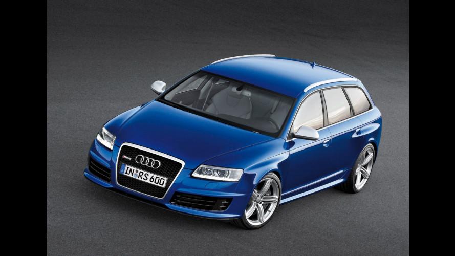 La nuova Audi RS6