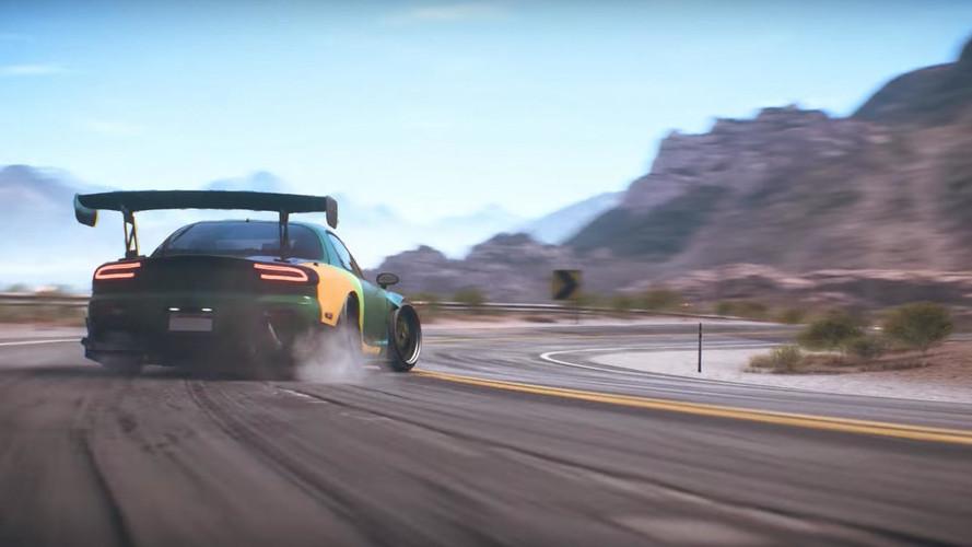 Need For Speed Payback: la lista de todos los coches