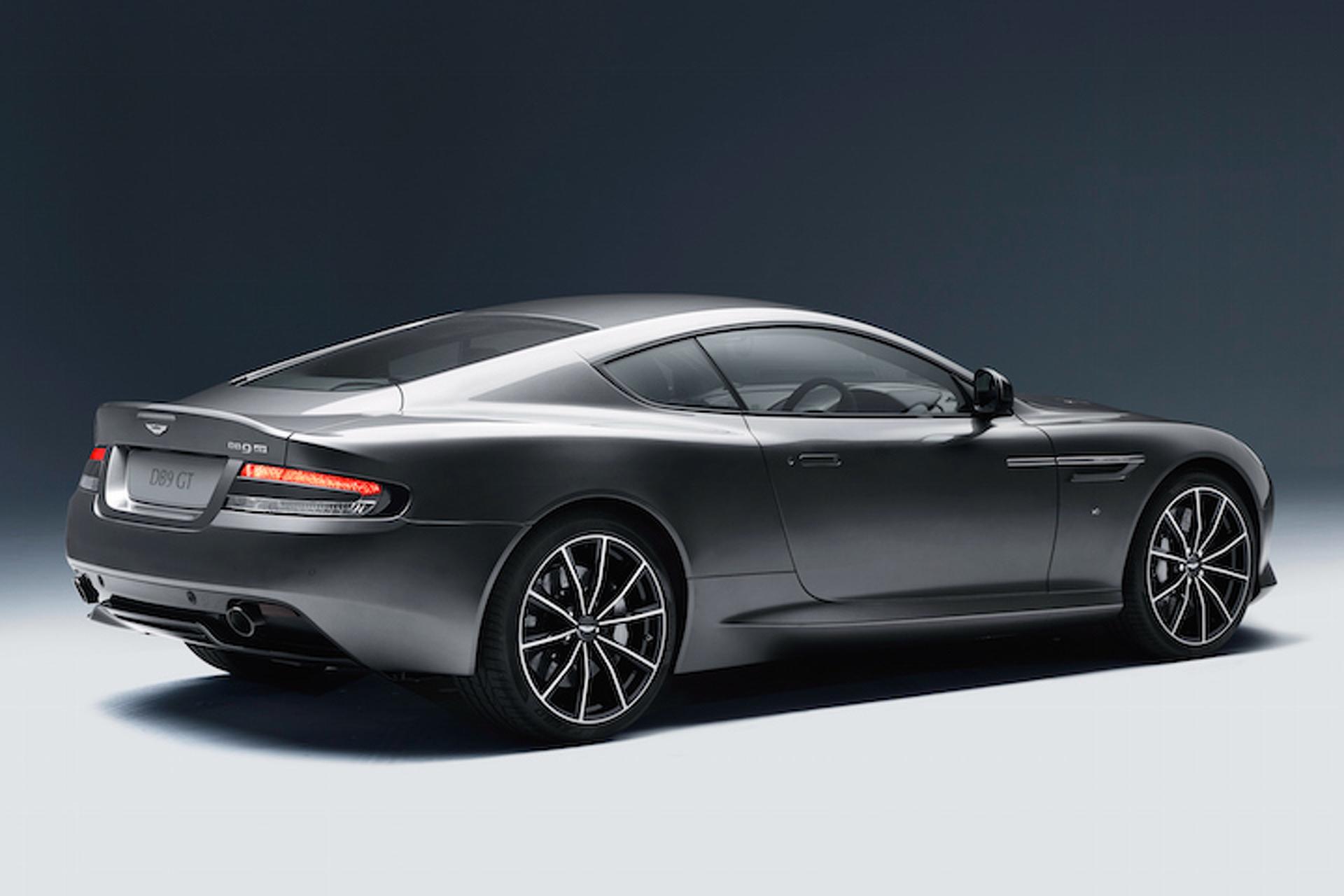 Aston Martin Just Built Its Fastest DB9 Ever