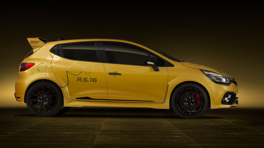 Renault's next Clio RS could be getting the Megane engine