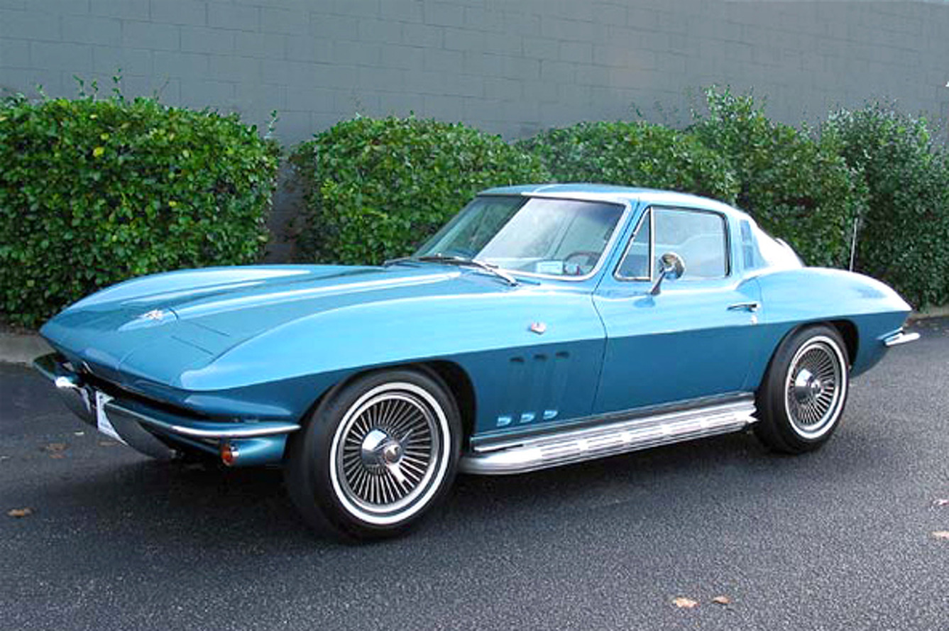 Your Ride: 1965 Chevrolet Corvette