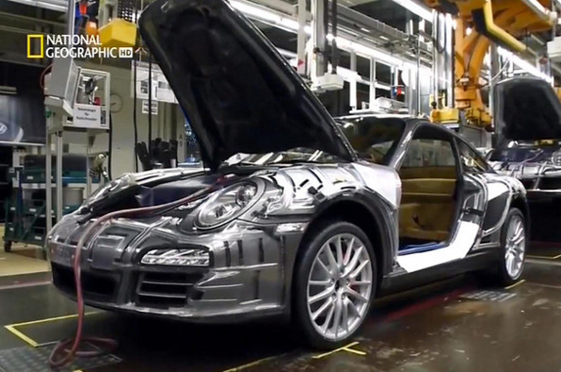 Sunday Cinema: How a Porsche is Made