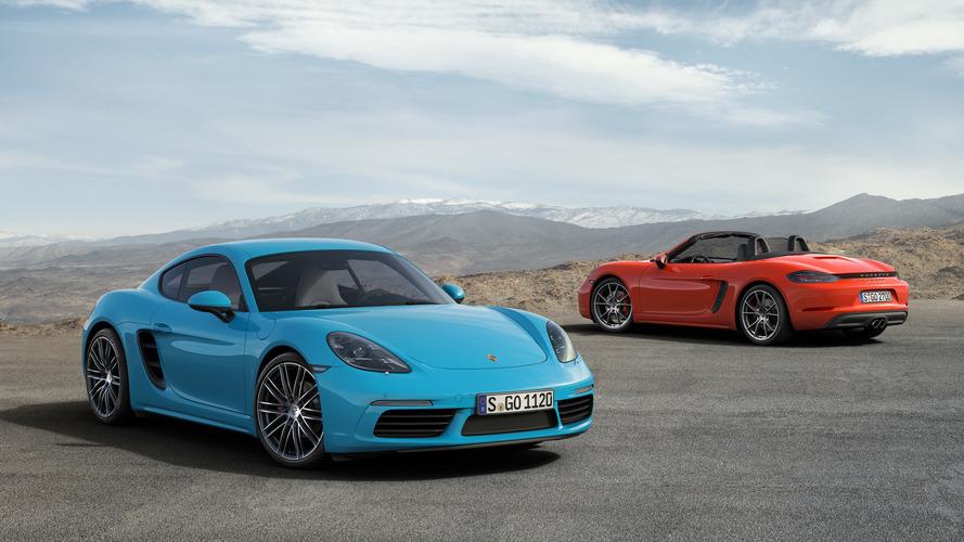 Porsche - Premier rappel depuis des années