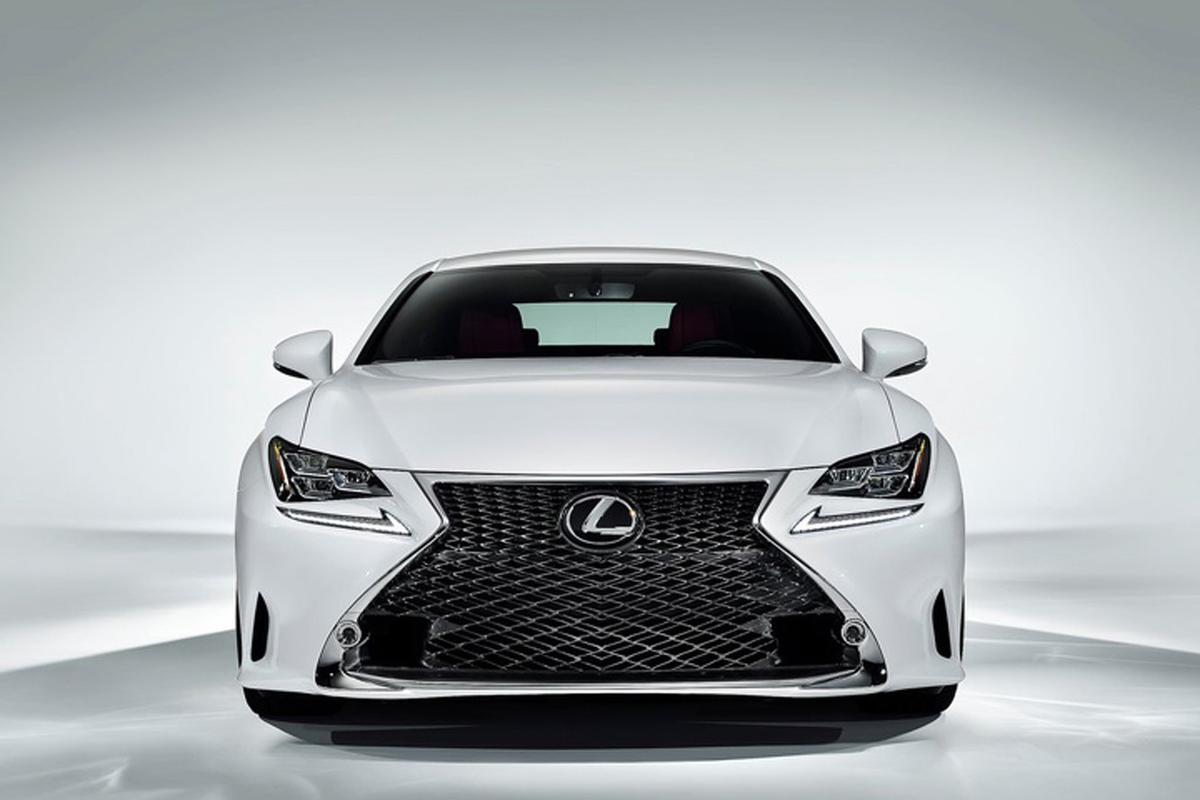 Lexus F Series Won't Add Hybrids, Yet
