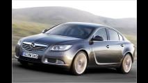 Opel Insignia: Die Preise