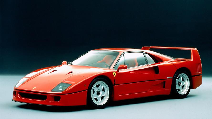 Ferrari F40'ın 30. yaş gününü 200 fotoğrafla kutluyoruz