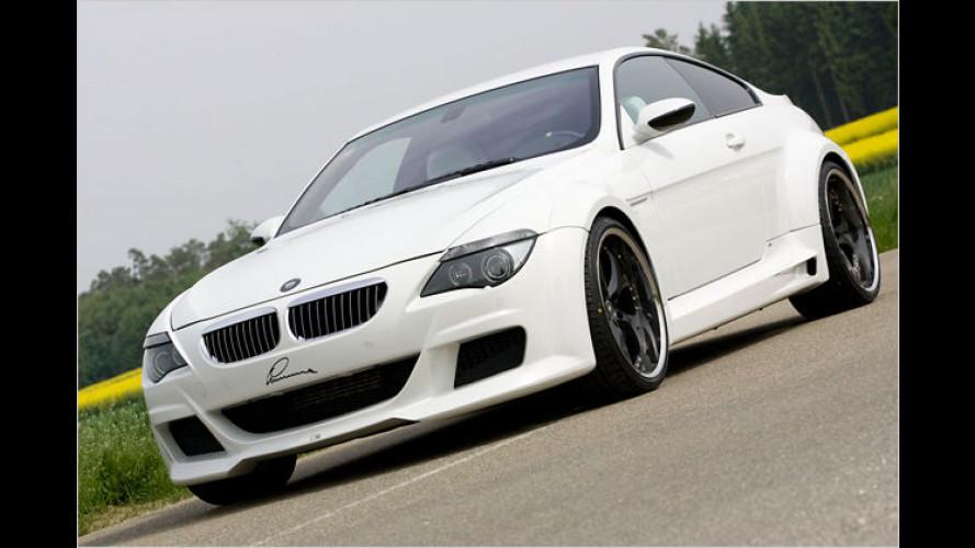 Breiter Bayer: Lumma verpasst dem 6er-BMW dicke Backen
