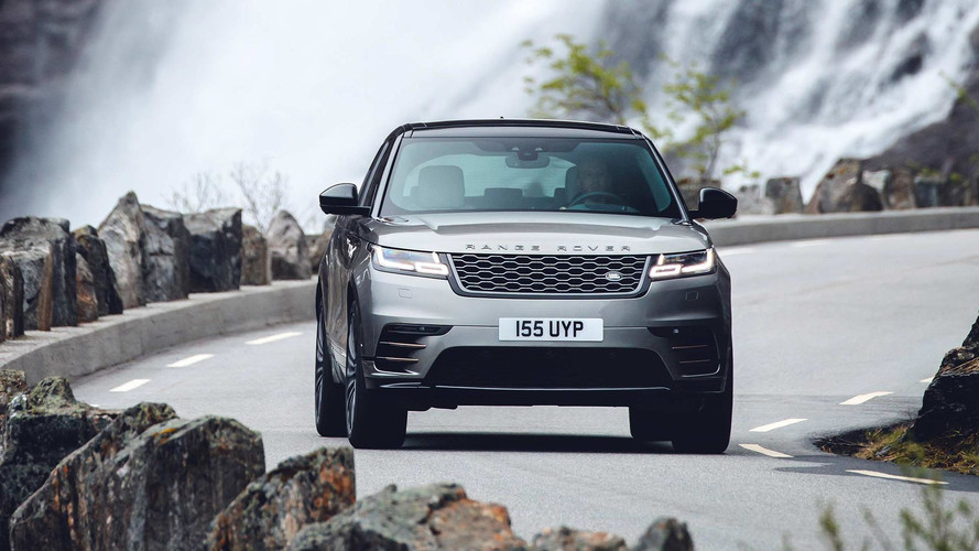 Range Rover Velar Already Sold Out For 3 Months