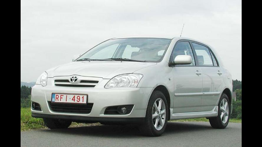 Toyota Corolla: Frisch frisiert ins neue Modelljahr