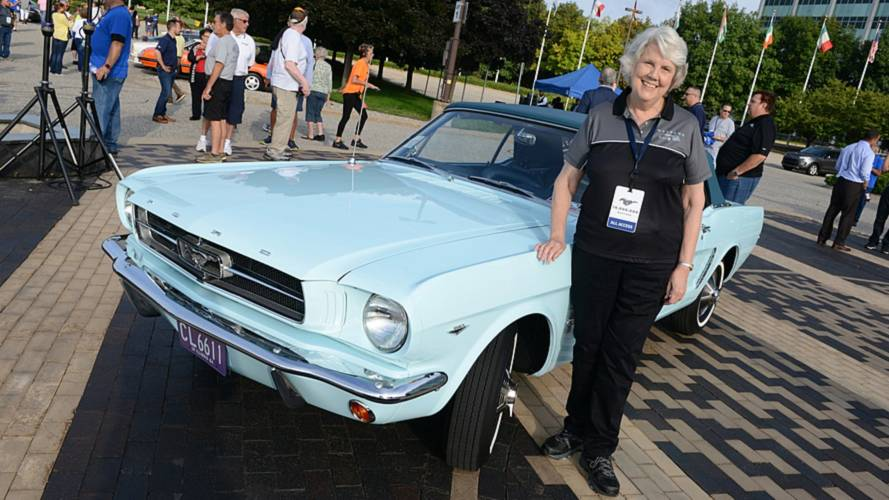 First Mustang Sold Still With Original Owner, Could Be Worth $350k