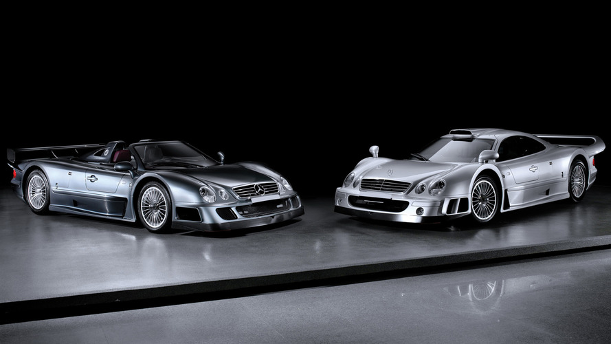 Experience 20 Years Of Mercedes-Benz Supercars in 327 Images