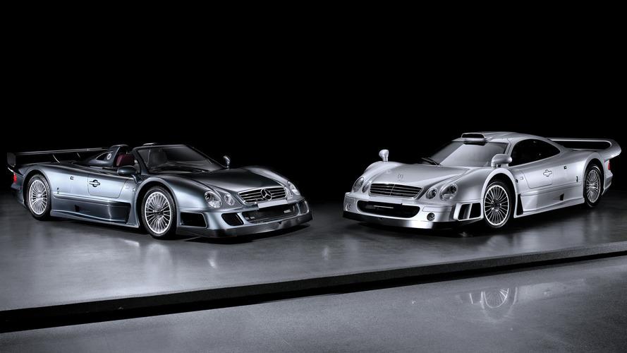 Les supercars Mercedes depuis 20 ans en 325 photos!
