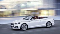 Nuova Audi A5 Cabriolet