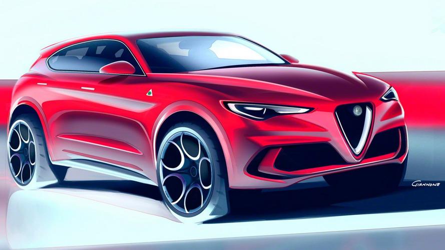 Alfa Romeo - Un deuxième SUV pour bientôt