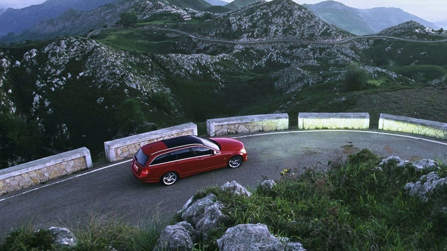 2022 Mercedes C-Class All-Terrain To Rival Audi A4 Allroad