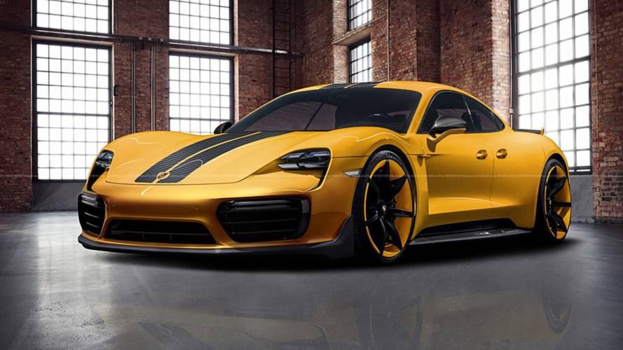 Porsche, Fransa'da Taycan'ı ön siparişe açtı