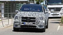 2020 Mercedes GLE Coupe spy photos