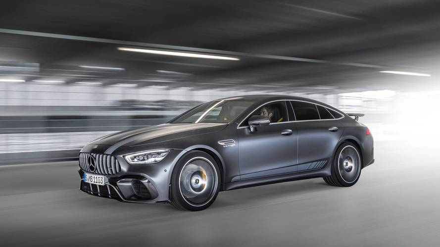 Mercedes-AMG GT 63 S Edition 1 Is Way More Expensive Than An S63