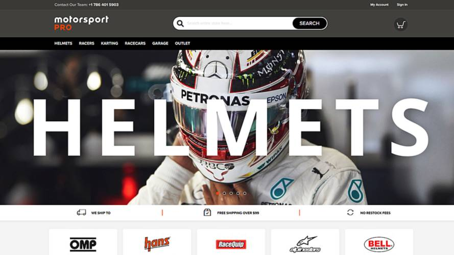 Motorsport Network Expands Its Global Ecommerce Platform With The Launch Of MotorsportPRO.com