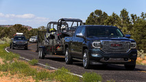 2018 GMC Sierra 1500 Towing Adventure