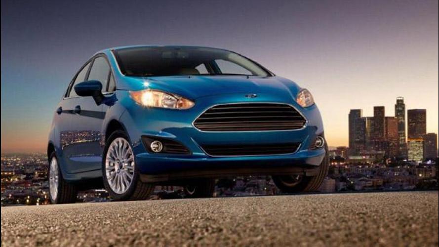 Ford Fiesta 1.0 EcoBoost Powershift