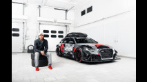 Audi RS 6 Avant, distrutta quella di Jon Olsson [VIDEO]