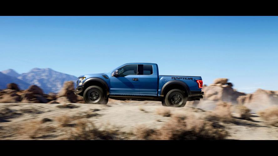 Ford lancia la sfida: il drone parte dall'auto