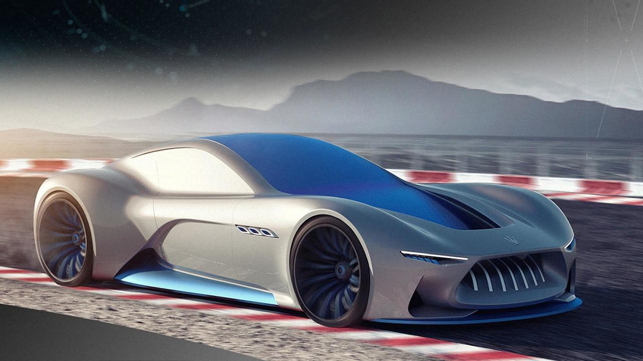 Maserati Genesi Sports Car Concept | Motor1.com Photos