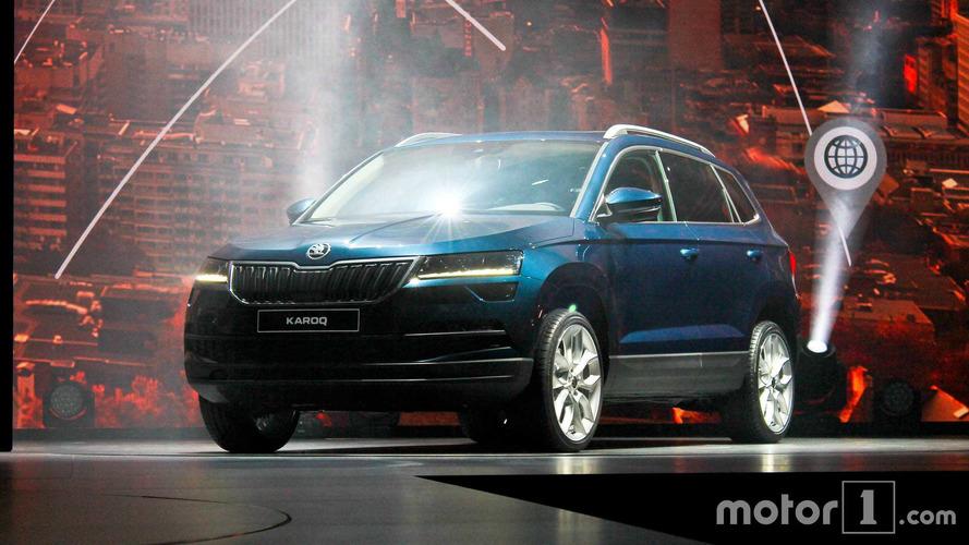 Škoda Karoq - Nos photos de la présentation officielle