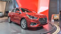 2018 Hyundai Accent unveiled at Toronto auto show