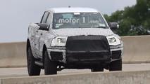 Ford Ranger Raptor casus fotoğrafları