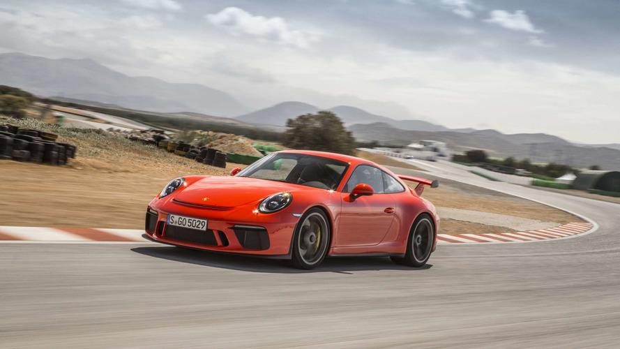 2017 Porsche 911 GT3 İlk Sürüş İncelemesi