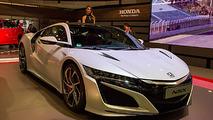 Honda NSX - 2017 İstanbul Autoshow