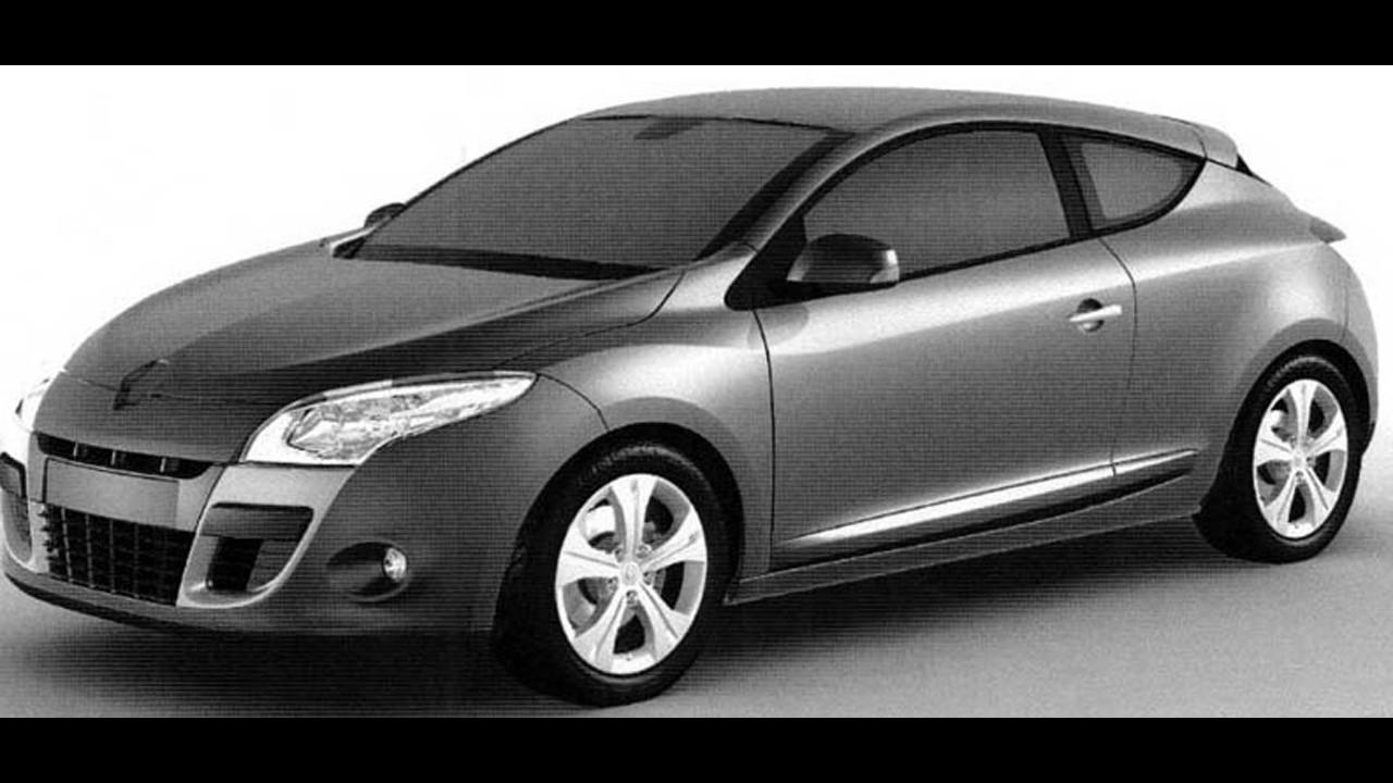 Nuova Renault Megane Coupé in arrivo?