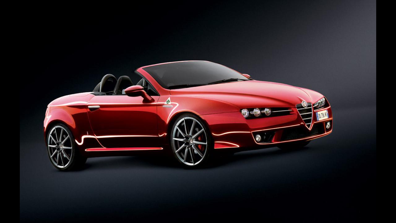 Alfa Romeo Spider Mille Miglia