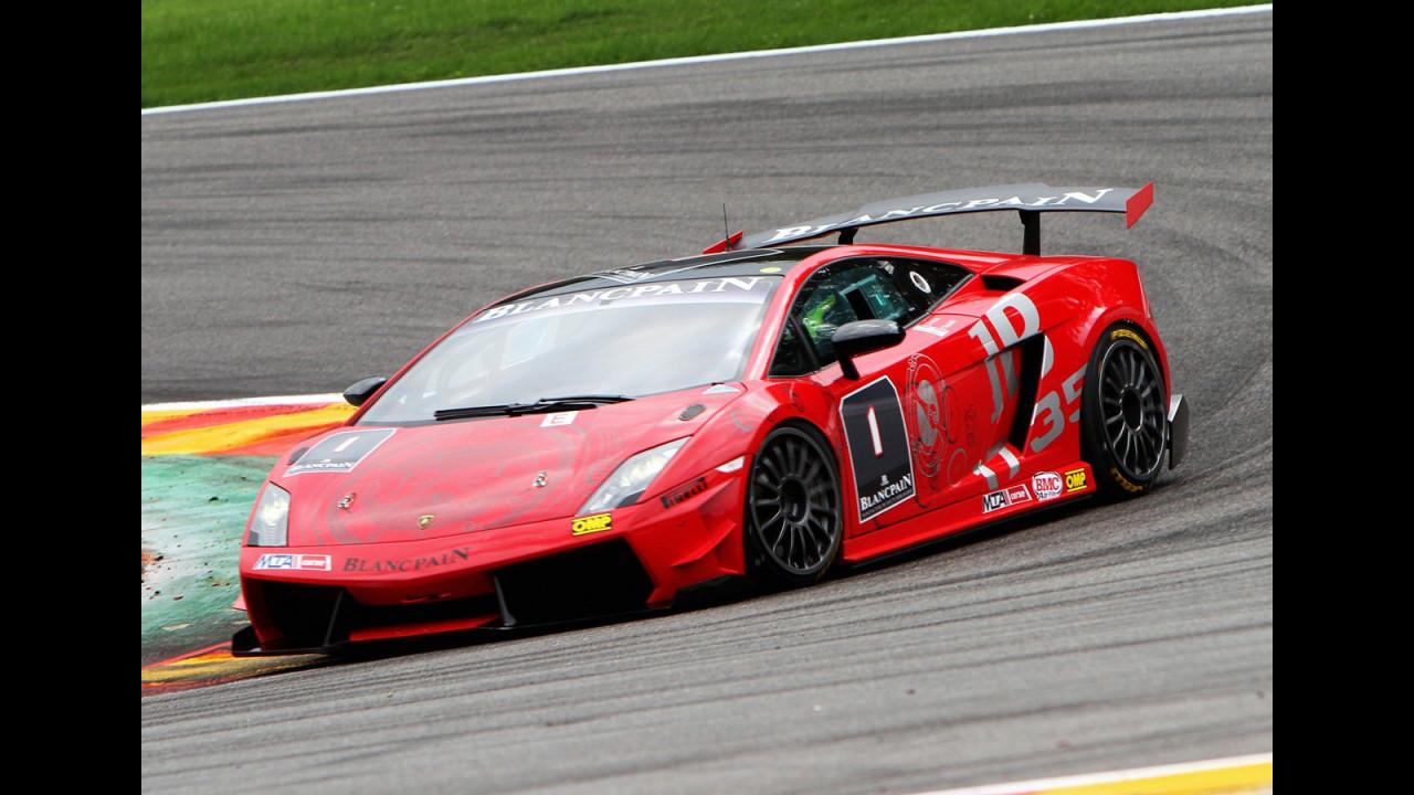 Mistero Lamborghini per Francoforte 2011