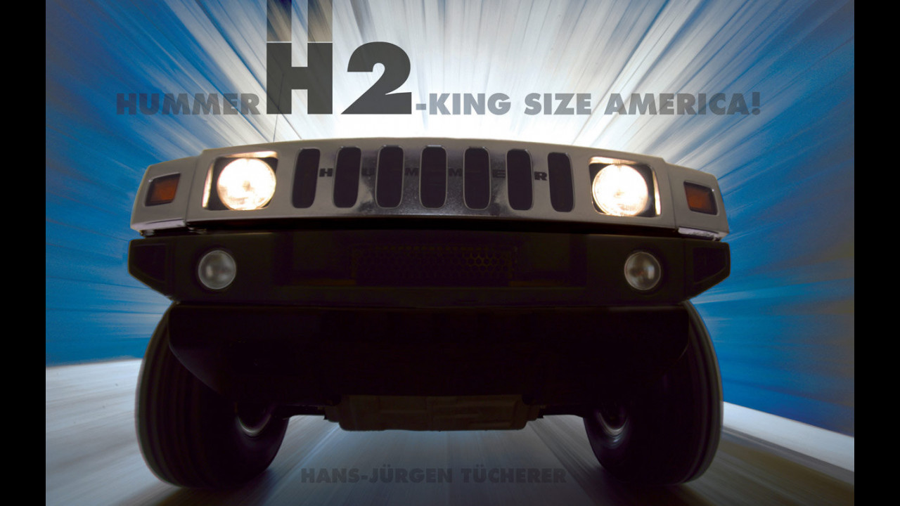 Hummer H2 – King Size America