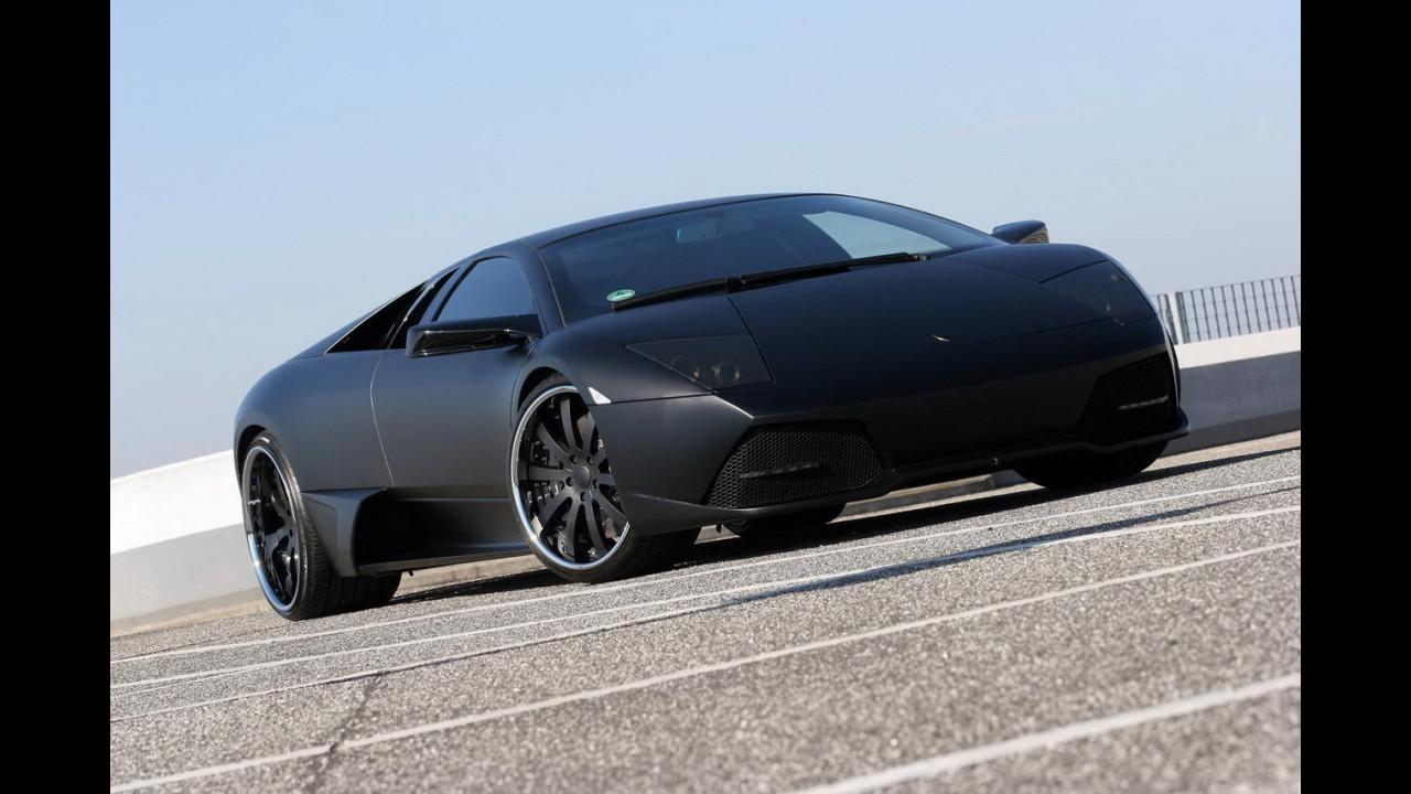 Unicate Lamborghini Murcielago Yeniceri Edition