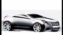Cadillac CT Coupe Concept