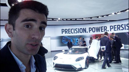 Salone di Detroit, la Ford GT è pronta a scendere in pista
